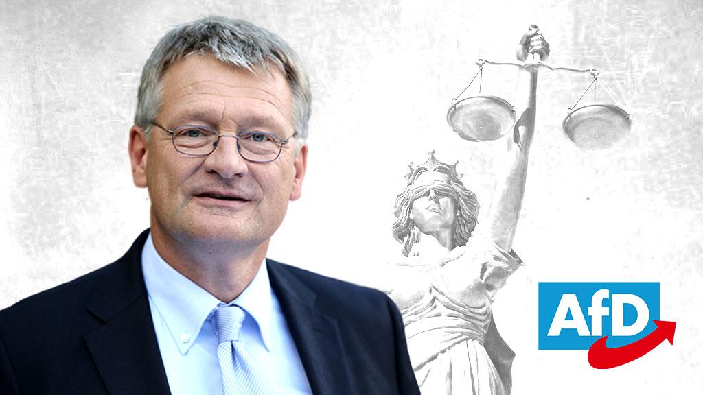 Prüffall Verfassungsschutz